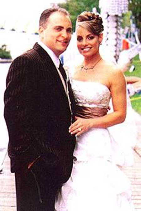 Image result for trish stratus and ron fisico