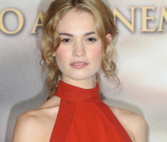 Facts Of Lily James
