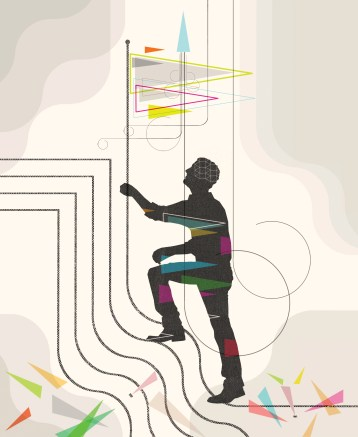 The Next Step: Coming up with an idea is easy but taking it to the next level? Not so much. Luckily, a book by Marriott School professors suggests that great innovation is as simple as build, test, repeat.