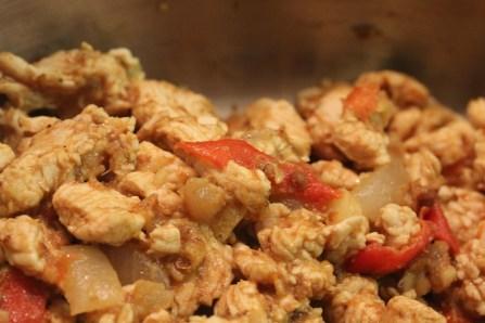 samossas de poulet