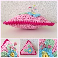 Triangle Pincushion