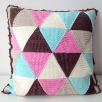 Triangle Cushion Cover