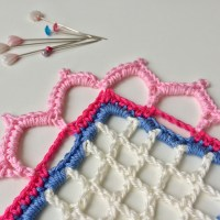 """Granny Square """"Abby"""" - pattern and tutorial"""