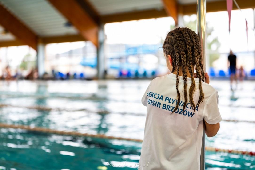 Południowo Podkarpacka Liga Pływacka - V edycja, basen Delfin, Ustrzyki Dolne