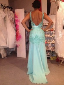 Anendkleid Mint
