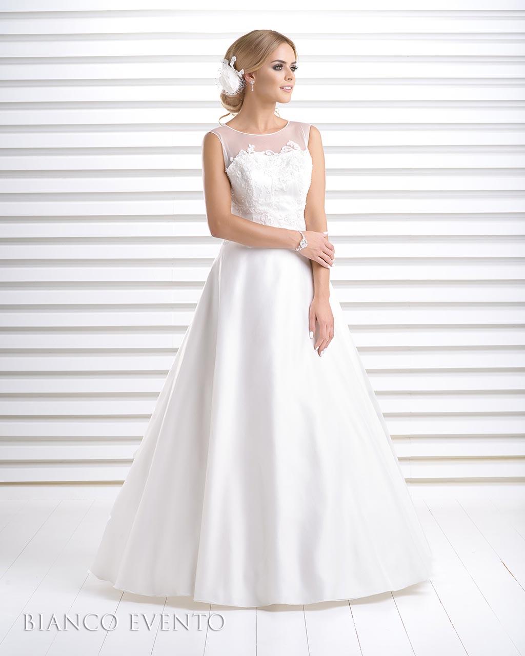 Brautkleid Bianco Evento : Marry4love - Verleih und Verkauf von ...