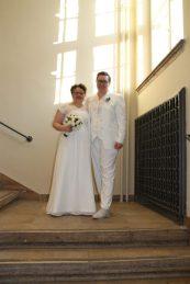 Brautkleid Verlieh