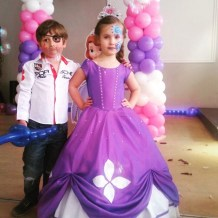 Maßanfertigung Kinderkleid