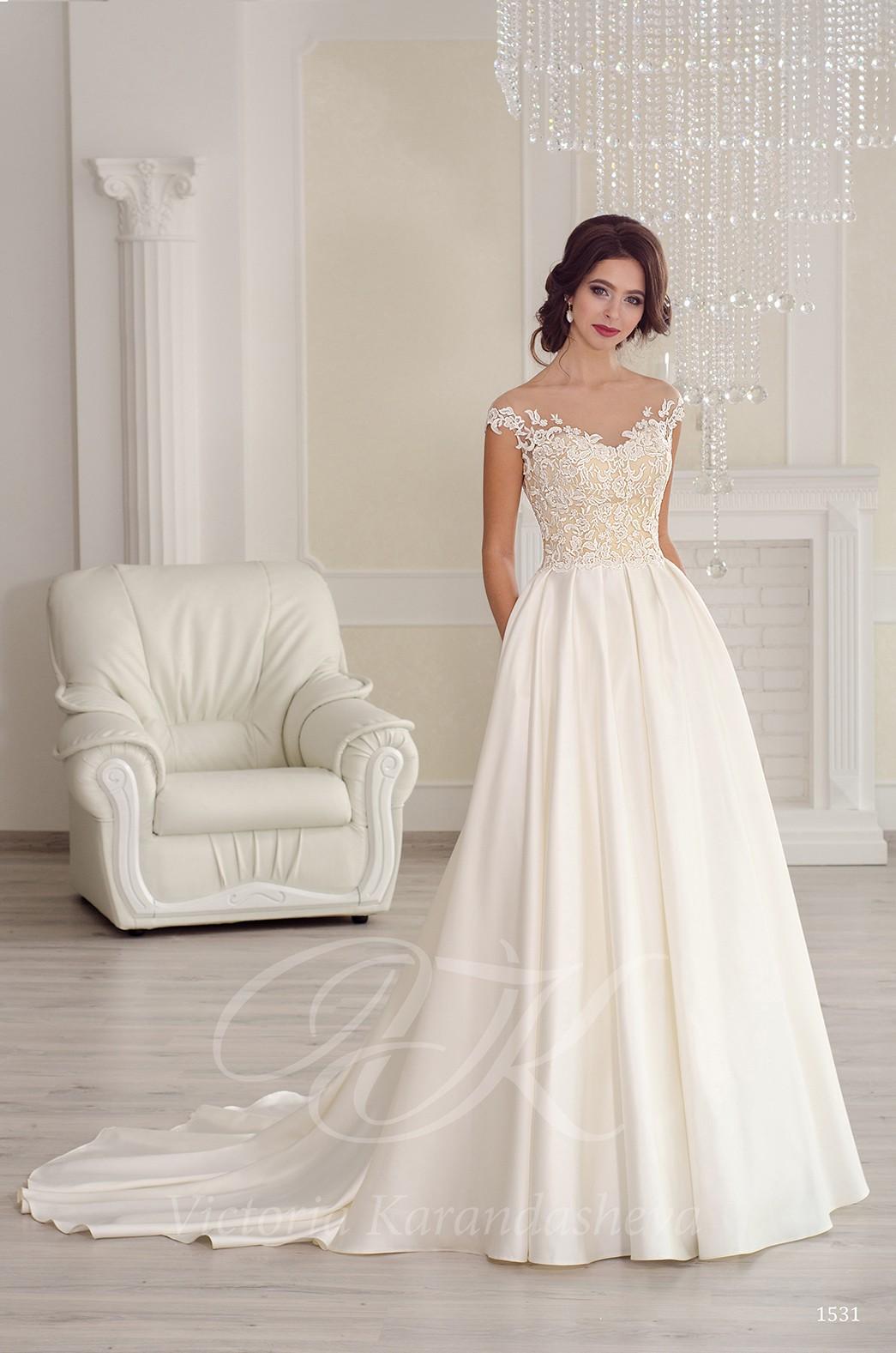 Brautkleid Modell 1531