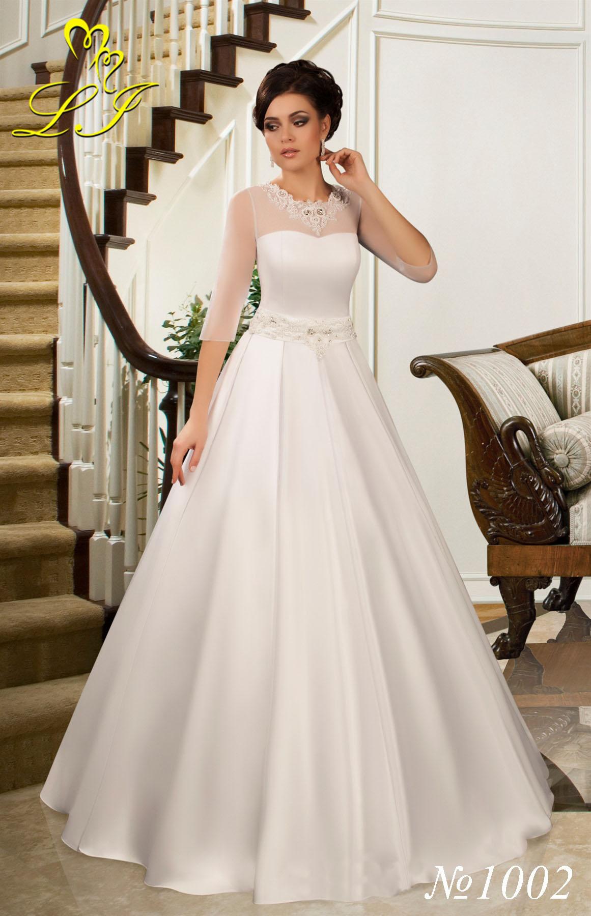 Brautkleid Nr. 1002