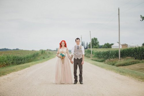 Iowa Wedding Photographer Family Farm
