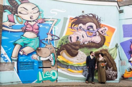 Alex & Robin, Brighton