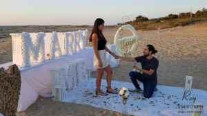 הצעת נישואין בנהריה, הצעת נישואין בנהריה