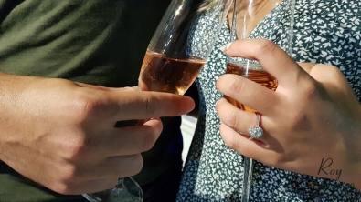 הצעת נישואין צימר במושב מעלה גמלא כנרת(16.10.19)00228