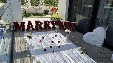 הצעת נישואין בוילה במושבת מגדל דוד & אסתר(21.5.20)00006