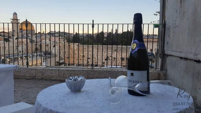 הצעת נישואין בכותל המערבי ירושלים נחשון & מיכל(5.11.20)00087