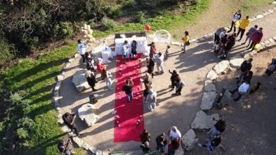 הצעת נישואין פארק נשר צפון(14.2.21)00229
