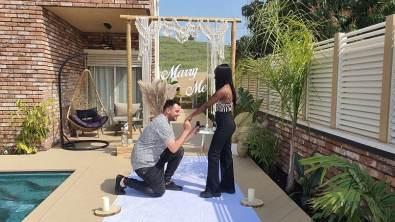 הצעת נישואין בחד נס בצימר בצפון