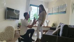 הצעת נישואין במלון בטבריה בצפון(19.3.21)00053
