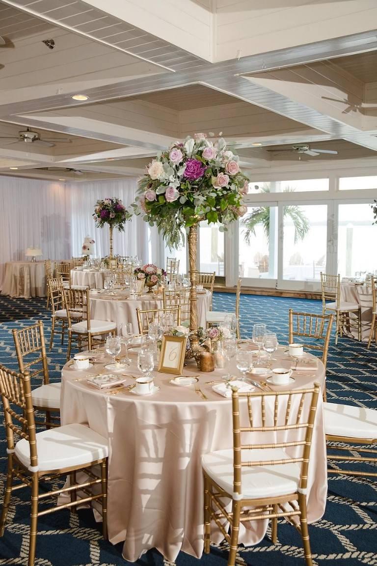 Elegant Pink, Waterfront Clearwater Beach Wedding ...