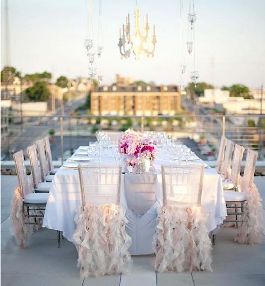 Unusual But Simple Wedding Dcor Ideas
