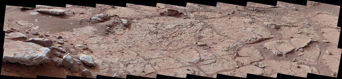 view 'Neighborhood for Curiosity's First Drilling Campaign'