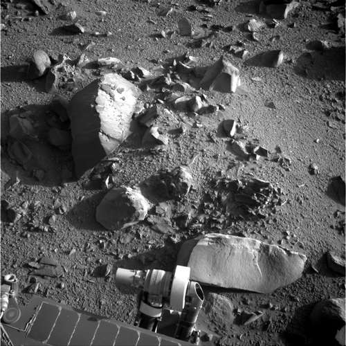 Opportunity : Navigation Camera : Sol 3793