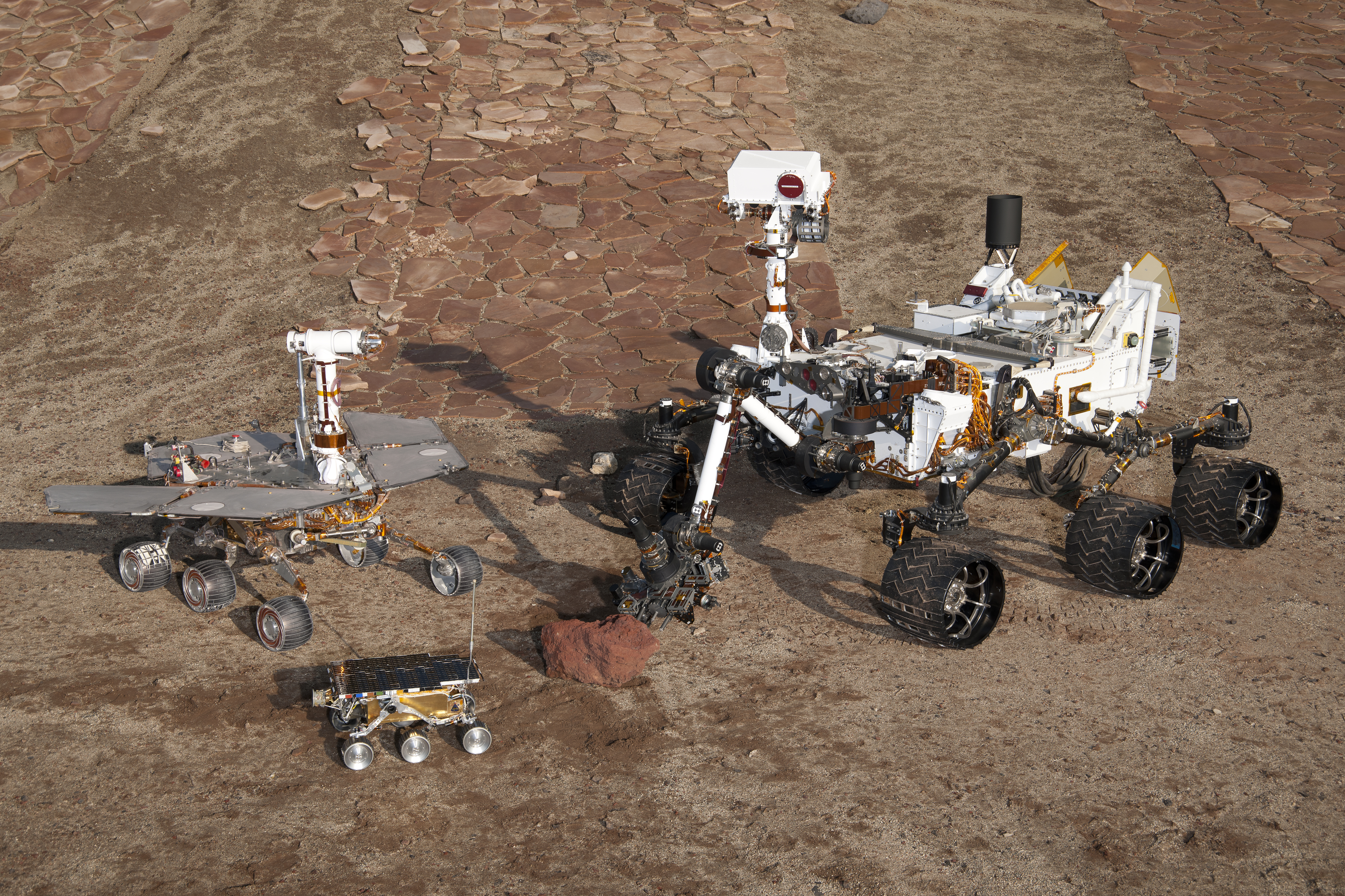 Mars Exploration Rover Mission Press Release Opportunity