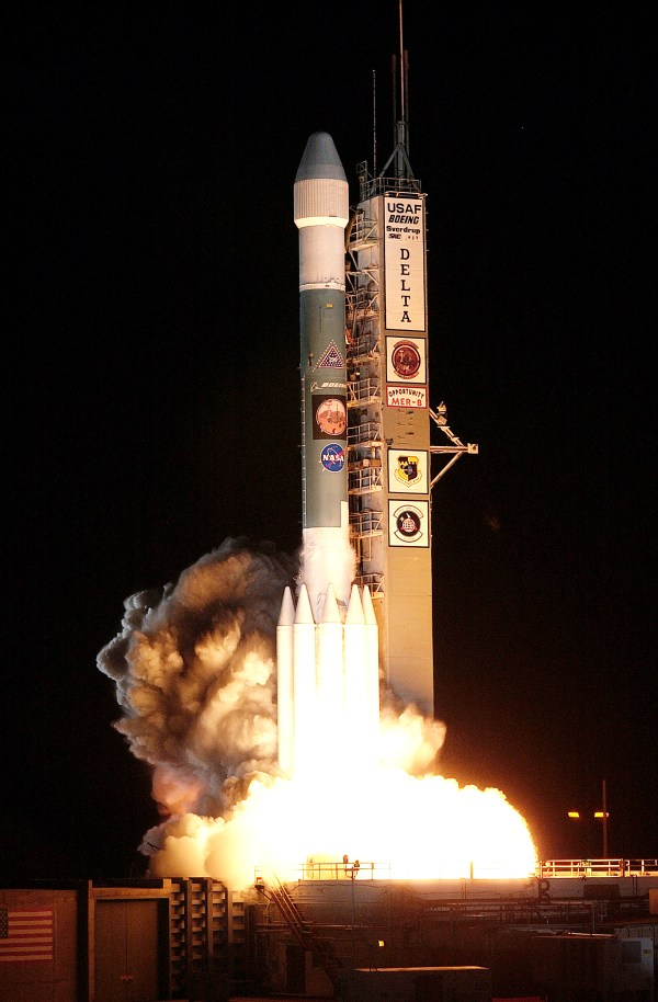 Opportunity Rover Delta II Launch – NASA's Mars ...