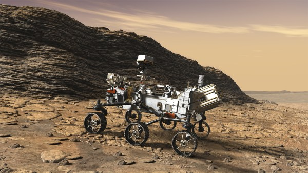 NASA's Mars 2020 Rover Artist's Concept #5 – NASA's Mars ...