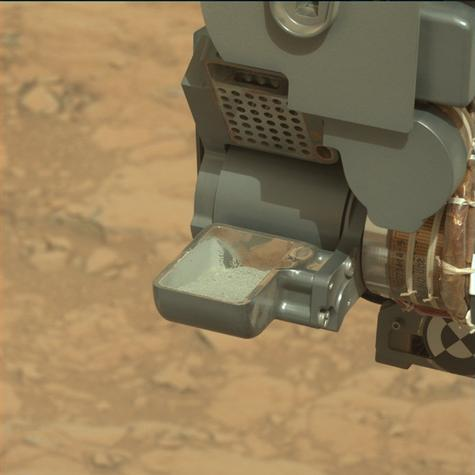 NASA Rover Finds Conditions Once Suited For Ancient Life ...