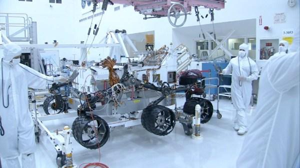 We've Got Wheels! – NASA's Mars Exploration Program
