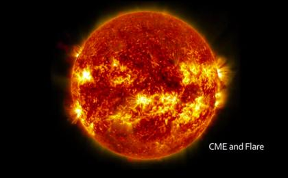 CME Week Coronal Mass Ejections at Mars Mars News