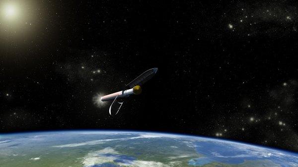 Curiosity Launch Vehicle, Artist's Concept - Mars 2020 Rover