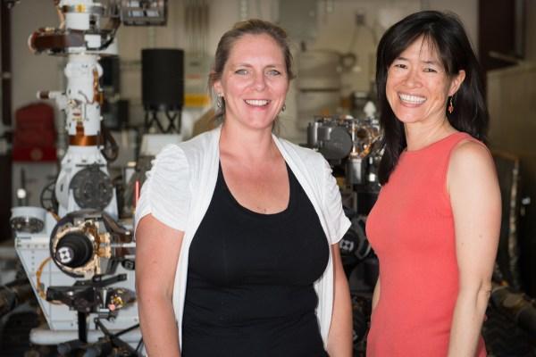 Women Working On Mars Science Laboratory - NASA Mars