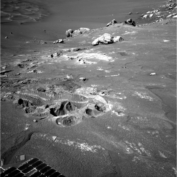 Mars Exploration Rover Mission Press Release Images