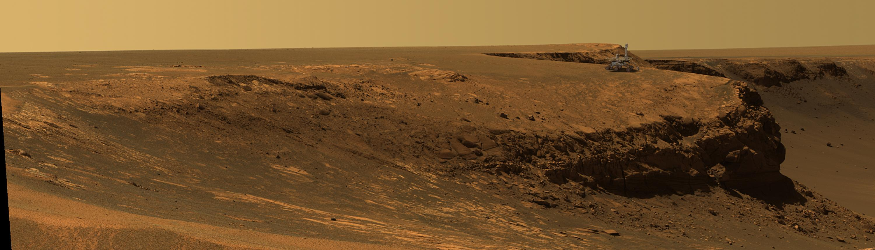 Mars Exploration Rover Mission Special Effects Opportunity