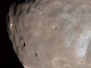 NASA Spacecraft Images Mars Moon in Color and in 3D – NASA ...