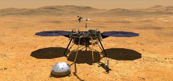 NASA's InSight Will Study Mars While Standing Still – NASA ...