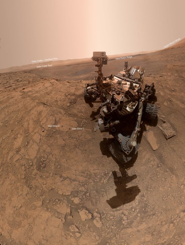 New Selfie Shows Curiosity, the Mars Chemist – NASA's Mars ...
