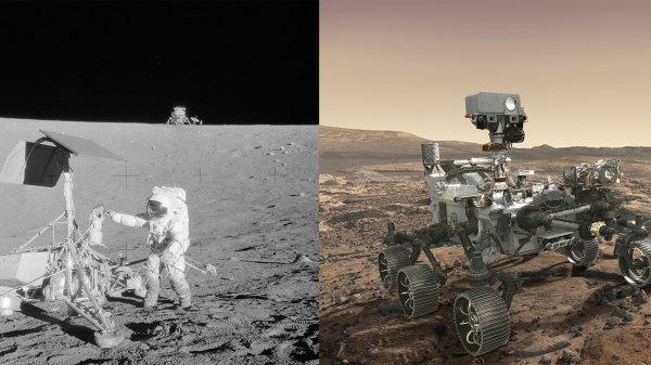 Mars 2020 Rover - NASA Mars