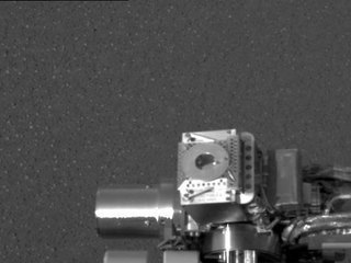Preparatory Test for First Rock Drilling by Mars Rover ...