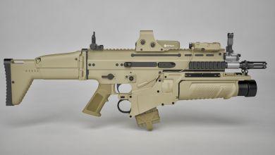 Photo of SCAR بندقية قوة المهمات الخاصة