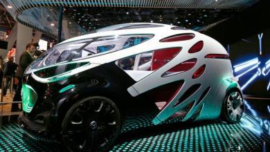 Photo of بالصور.. 5 سيارات أبهرت الجمهور في معرض CES للتكنولوجيا