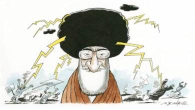 Photo of شكوى ضدّ ديما صادق ونديم قطيش لنشرهما كاريكاتير خامنئي