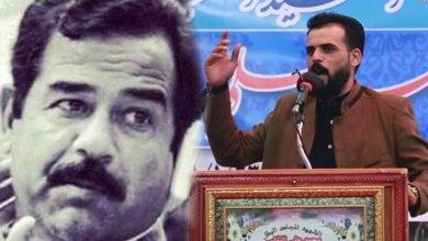Photo of قصيدة ذُكِر فيها صدام حسين تتسبب باعتقال الشاعر صلاح الحرباوي
