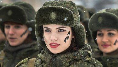 Photo of أكثر من 40 ألف امرأة تخدم في القوات المسلحة الروسية