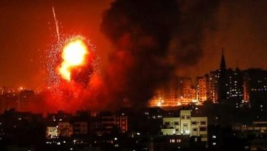Photo of حصيلة العمليات العسكرية الإسرائيلية في سوريا… 236 غارة و3253 قذيفة وصاروخا