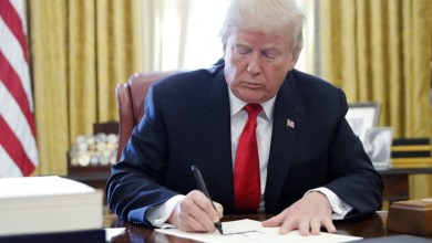 Photo of ترامب يضع إيران أمام 3 خيارات