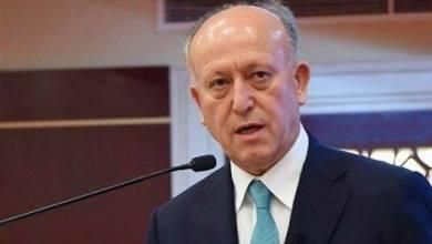 Photo of أشرف ريفي: لبنان بحاجة إلى دعم لن يأتي لمن يرتبط بإيران